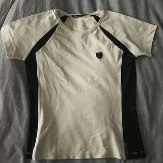 Bally golf t shirt