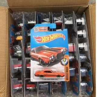 Hotwheels Ford Gran Torino Sport