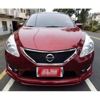Nissan Tiida2014款 1.6L