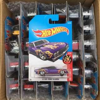 Hotwheels Ford Torino Talladega