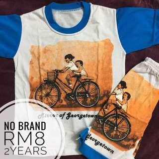 No brand - penang set for boy 2 years
