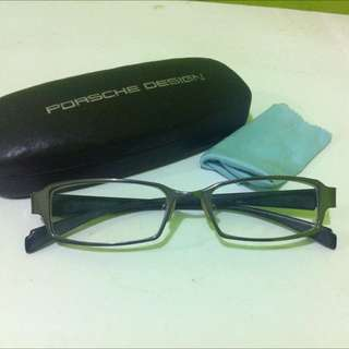 PORSCHE DESIGN GLASSES