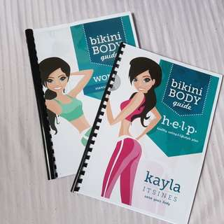 Kayla Itsines BBG Bikini Body Guide