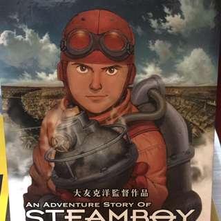 大友克洋 Steam boy DVD