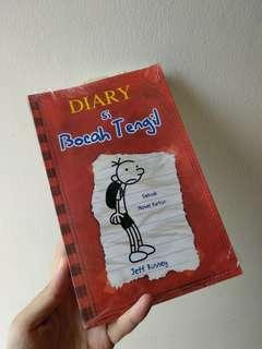 Buku diari si bocah tengil / diary of a wimpy kid