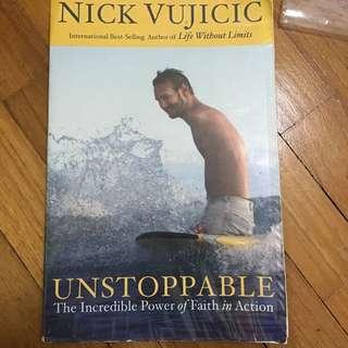 Unstoppable- Nick Vujicic
