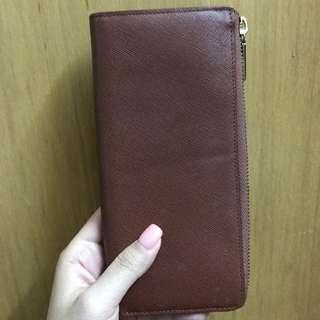 長銀包 wallet