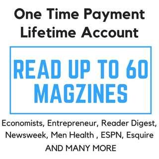 Economist , Entrepreneur , Reader Digest