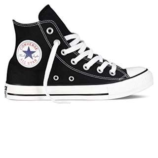 Brand new black hi-tops