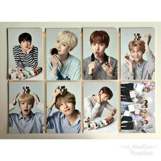 [PRE ORDER] BTS x VT NEW YEAR POST CARD