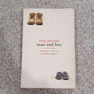 man and boy - Tony Parsons