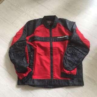 Komine NEW Motorbike Jacket size LL