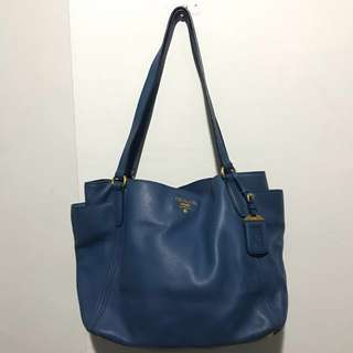 *REDUCED* Prada Soft Leather Bag