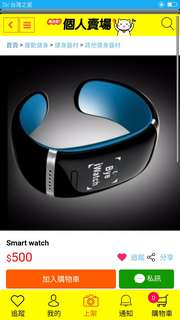 智慧手錶(全新)