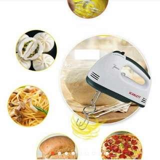 特價499含運 全新 攪拌器 打蛋器 烘焙器具好幫手