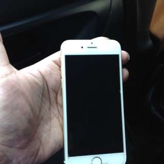 iPhone 6 16GB gold mati