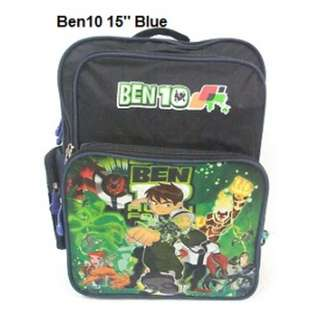 Primary School Bag or Kids Ben10 - 15''