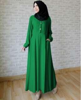 Ayoka fashion long sleeve maxi hilda