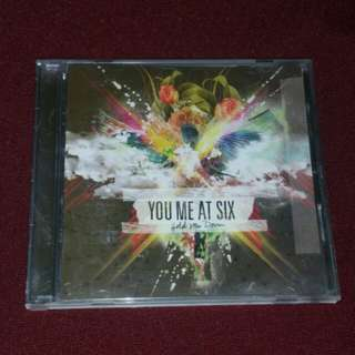 """You Me At Six """"Hold Me Down"""" CD (PH release) - pop punk pop rock album"""