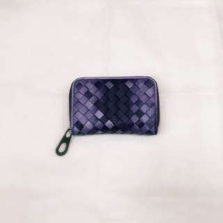 🚚 小方塊好可愛隨身包包/零錢包/證件包(紫)