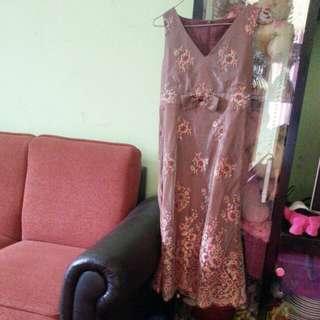 Dress Panjang