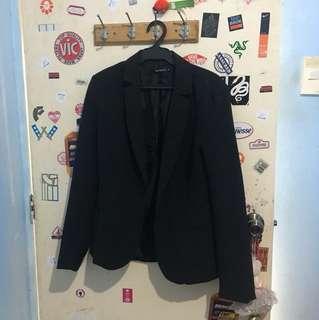 Terranova Black Coat