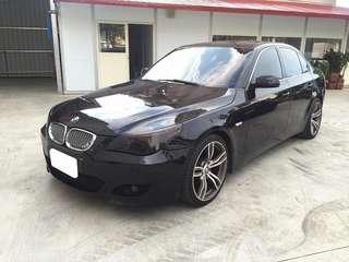 2005年 BMW E60 520I M look  有興趣+LINE:@fkd7014c 或來電 0933969713 阿坤