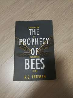 The Prophecy of Bees by R.S. Pateman