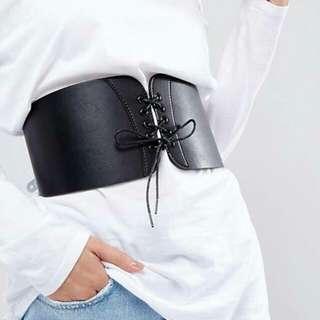 ASOS Wide Corset Belt