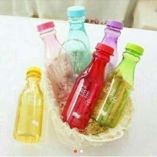 Green bottle bpa free
