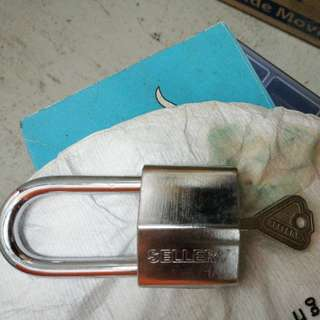 Sellery Used Lock with 1 key