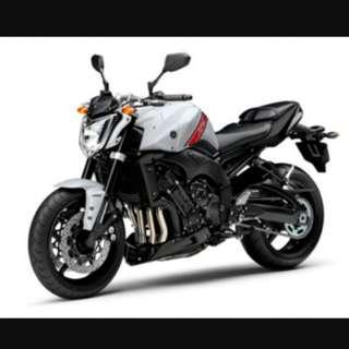 Yamaha FZ1 naked 2014