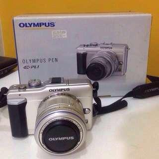 Preloved Olympus E-PL1 Camera