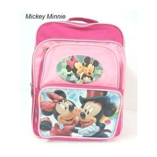 Primary School Bag for Kids Mickey Minnie