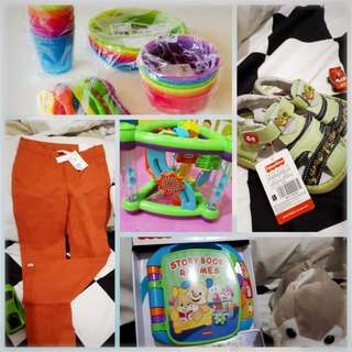 Excess Kids Stuff