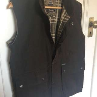 'Drizabone' Vest