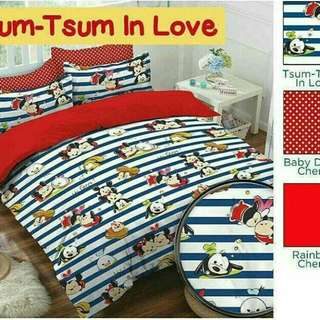 Sprei n badcover home made