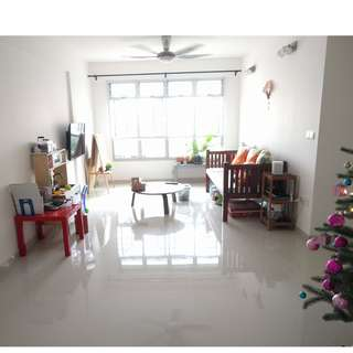 4 year old 4room HDB (178A Rivervale Crescent)