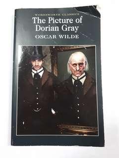 Novel bekas - The Picture of Dorian Grey