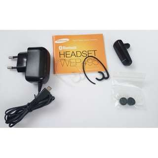 Samsung Bluetooth Headset WEP 495