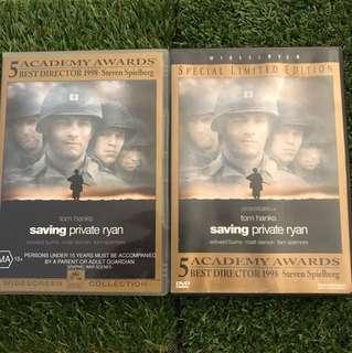 Saving Private Ryan DVD