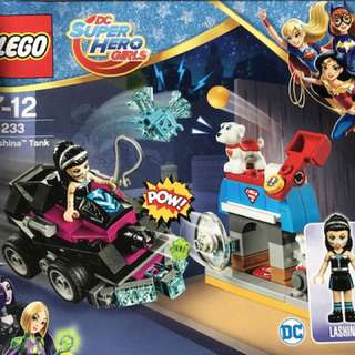 Super hero dc LEGO girls