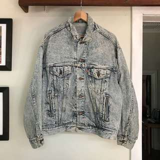Men's Levis Vintage Denim Jacket