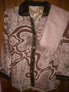 Batik pekalongan free jilbab