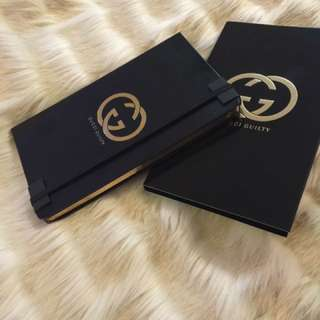 Gucci Guilty notebook