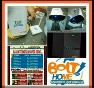 BOLT HOME UNLIMITED HOME INTERNET