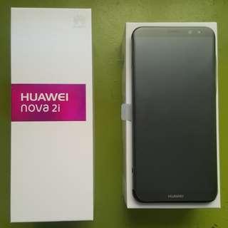 Black Huawei Nova 2i