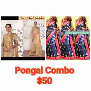 Pongal Combo 2 for $50