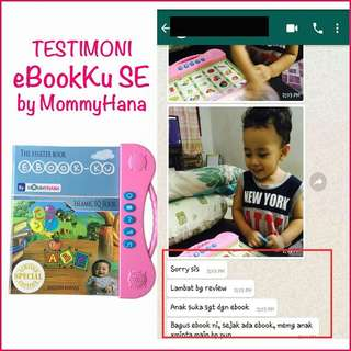 Say No to Gadget Say YES to EbookKU Islamic SE
