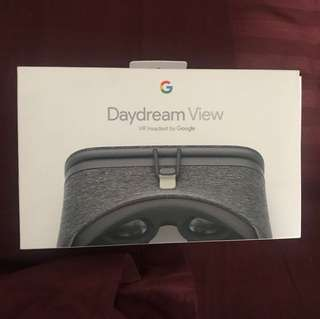 Daydream View VR headset by GOOGLE